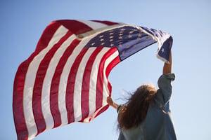 american-flag-flying-wind