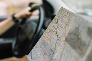 co-pilot-with-map-car