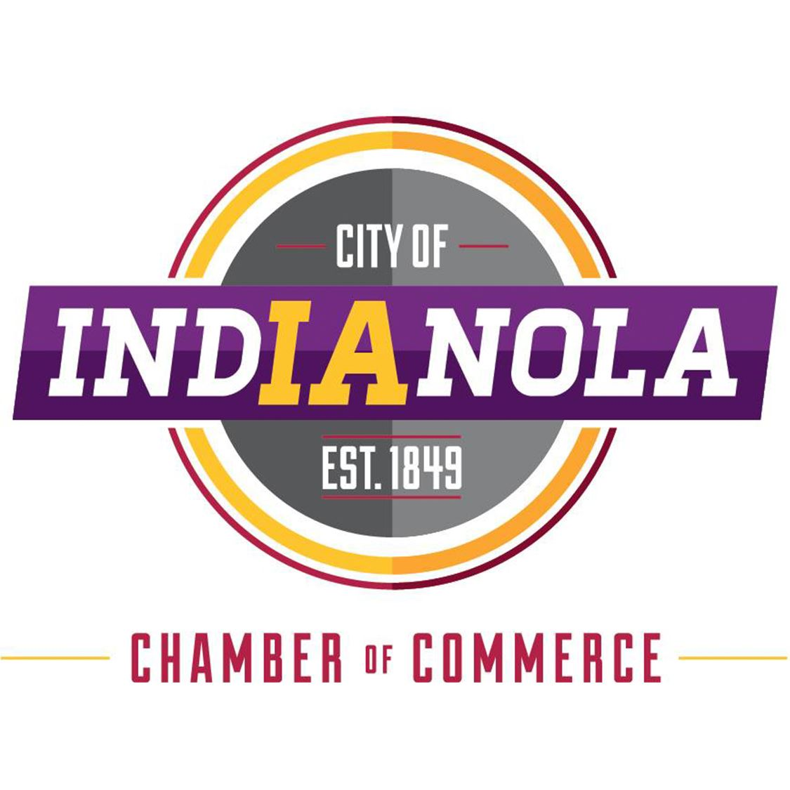 2020 Indianola Chamber of Commerce square